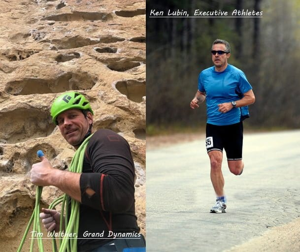 Executive Athletes Podcast with Ken Lubin and Tim Walther: The Comfort Zone, Adventure Sports, Team Building and Executive Retreats.